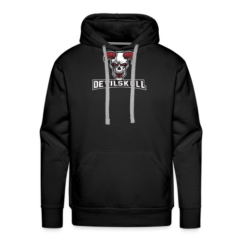 Devilskull - Männer Premium Hoodie
