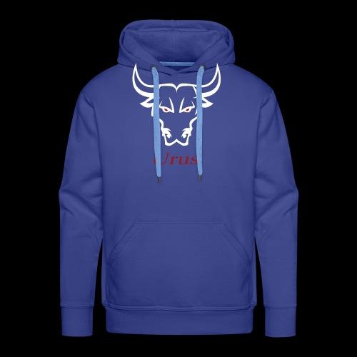 Taureau Urus 2 - Sweat-shirt à capuche Premium pour hommes