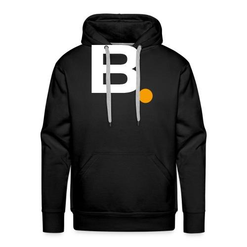 BCIS Logo Brand Tasse - Männer Premium Hoodie