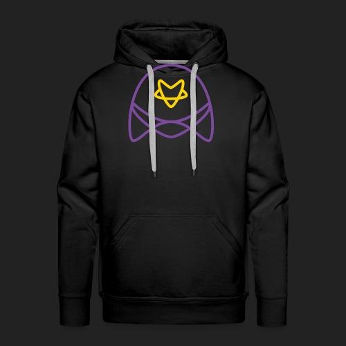 strr logo bigger - Men's Premium Hoodie