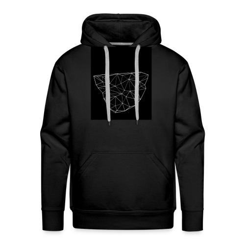 AnITA /// Mesh - Sweat-shirt à capuche Premium pour hommes