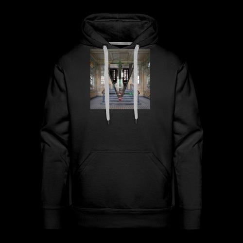 Stairs - Sweat-shirt à capuche Premium pour hommes