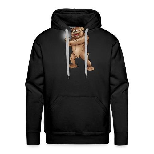 Bad Dog - Männer Premium Hoodie