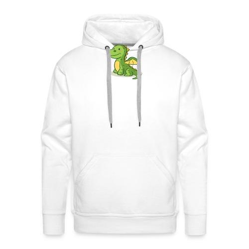 dragon funny - Sweat-shirt à capuche Premium pour hommes