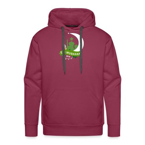 EID MUBARAK , AID SAID - Sweat-shirt à capuche Premium pour hommes