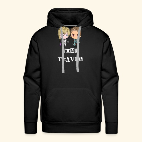 Time Travel Tshirt (timetravelcontest) - Men's Premium Hoodie