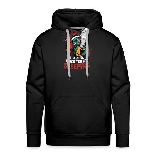 MonsterSanta - Männer Premium Hoodie