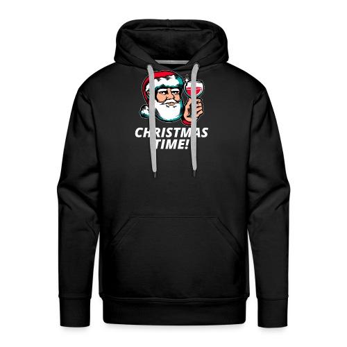 Christmas Time - Mannen Premium hoodie