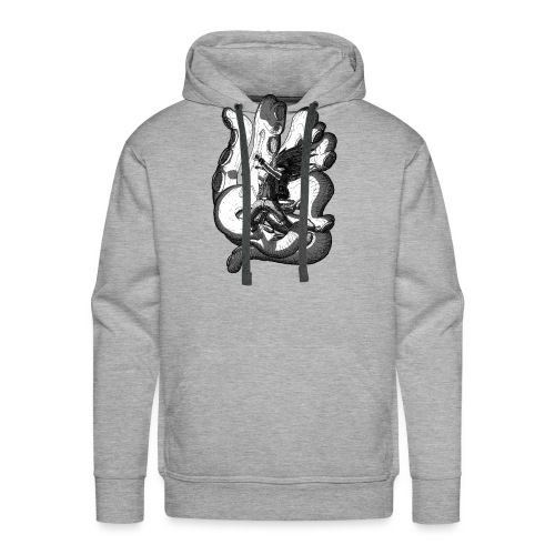 Octopus - Men's Premium Hoodie