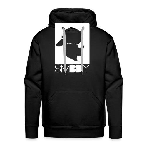 headsmbdy - Männer Premium Hoodie