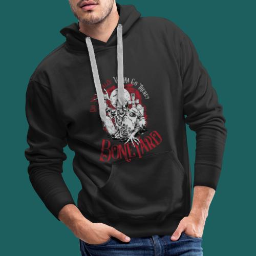 Do You Really Wanna Go There? - Mannen Premium hoodie