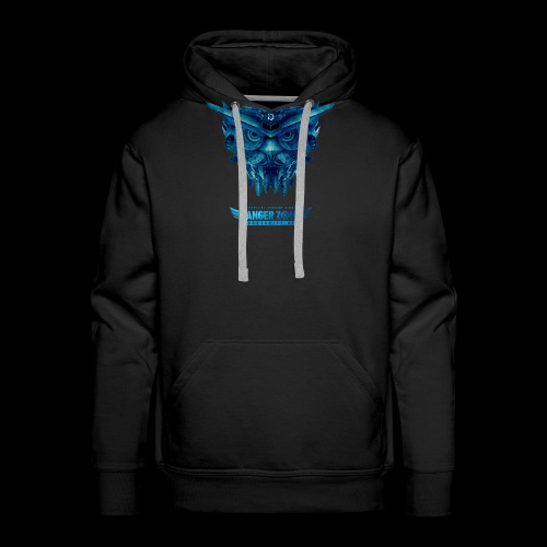 Danger Zone: Aggressive Air - Men's Premium Hoodie