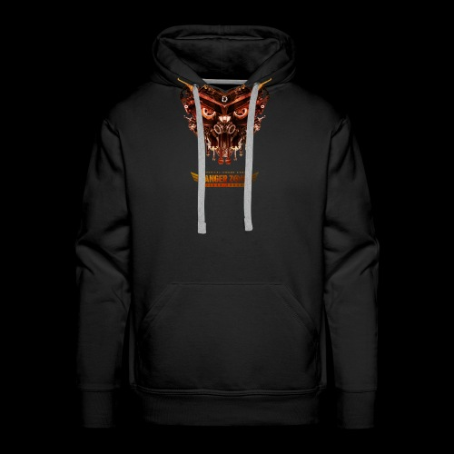 Danger Zone: Killer Trucks - Men's Premium Hoodie