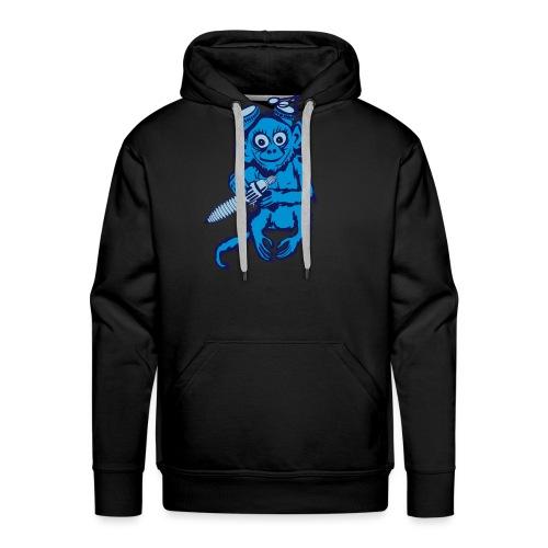 Steampunk Monkey - Men's Premium Hoodie