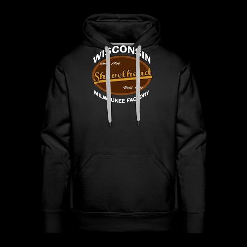 Milwaukee Shovelhead - Männer Premium Hoodie