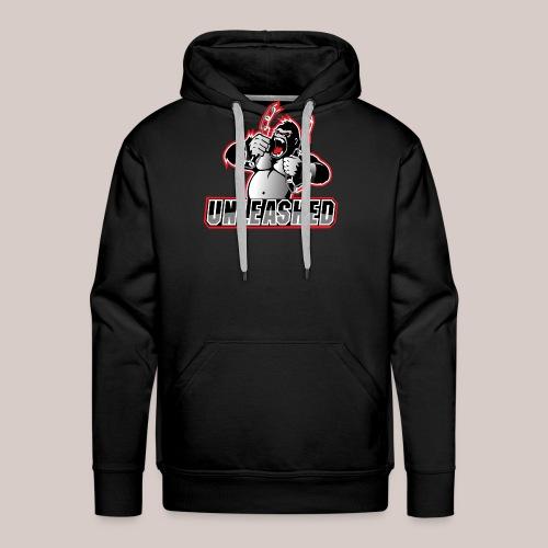 Team Logo: Unleashed - Männer Premium Hoodie
