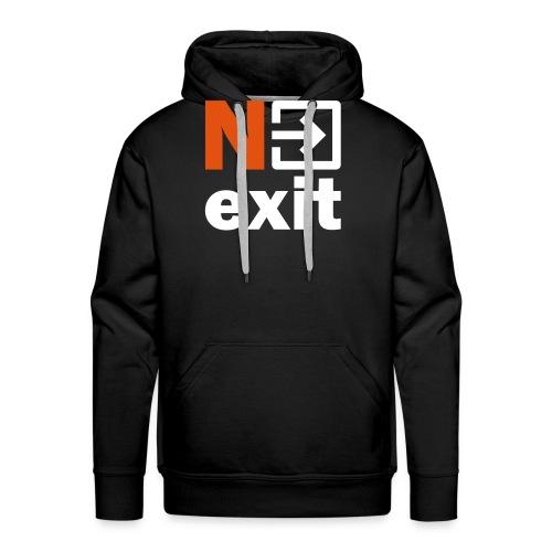 Nexit DB - Mannen Premium hoodie