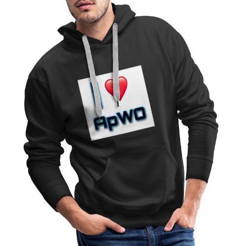 ApWO - Männer Premium Hoodie