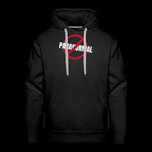 Chasseur de fantômes : en quête de paranormal ! - Sweat-shirt à capuche Premium pour hommes