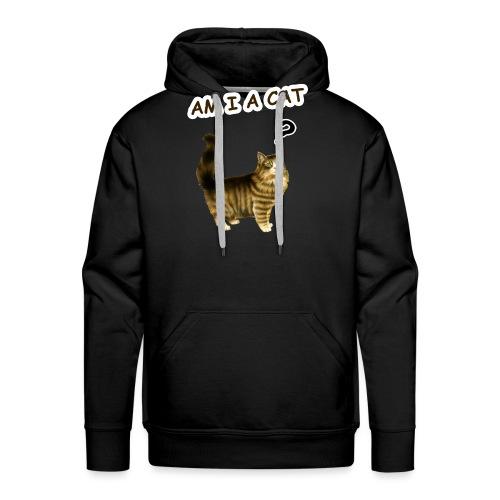 Am i a cat ? - Men's Premium Hoodie