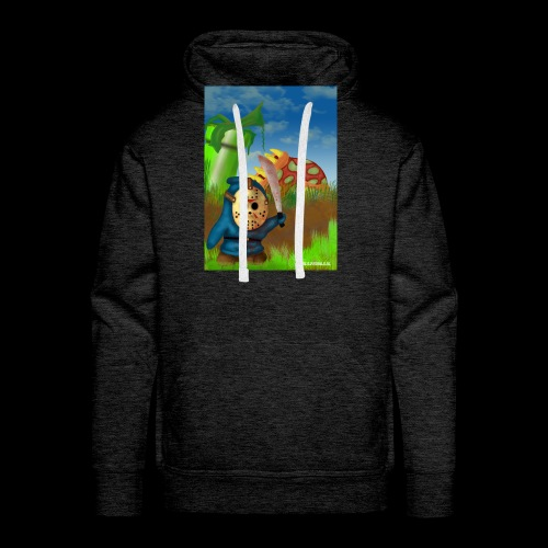 SuperMario: Not so shy guy - Mannen Premium hoodie
