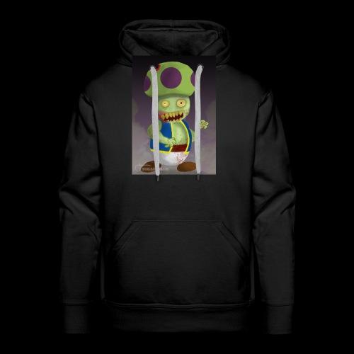 SuperMario: Zombie Toad - Mannen Premium hoodie
