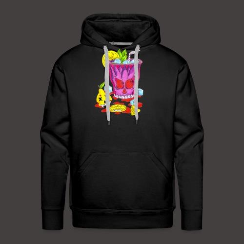 MOJITO LEMON - Sweat-shirt à capuche Premium pour hommes
