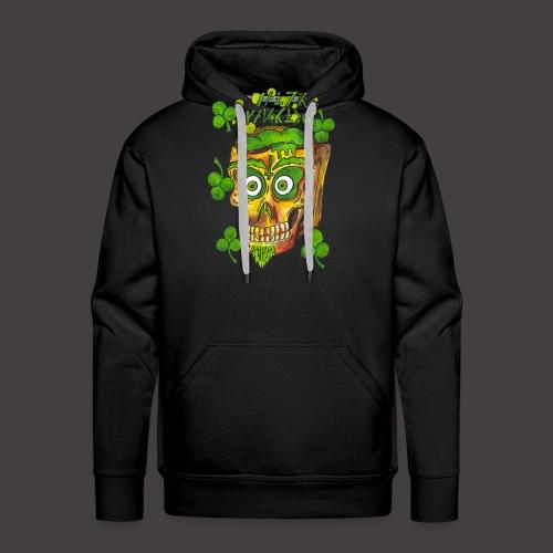 St Patrick - Sweat-shirt à capuche Premium pour hommes