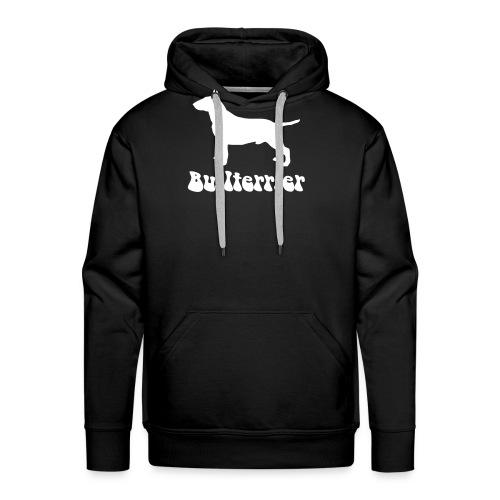 Bullterrier Logo - Männer Premium Hoodie