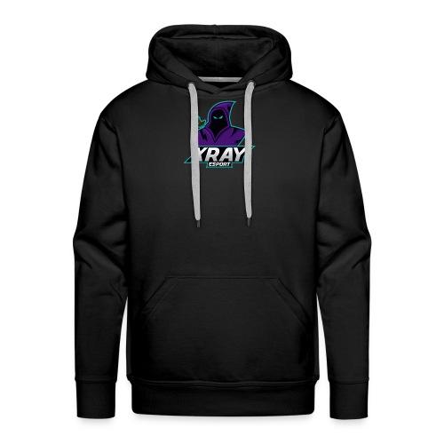 XRAY - Bluza męska Premium z kapturem