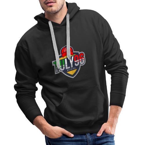 LOGO TULY96 - Sudadera con capucha premium para hombre
