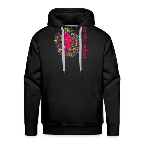 popart_walker_gross_mst_ohg_komp - Männer Premium Hoodie