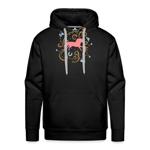 Shetty Ornamental - Männer Premium Hoodie