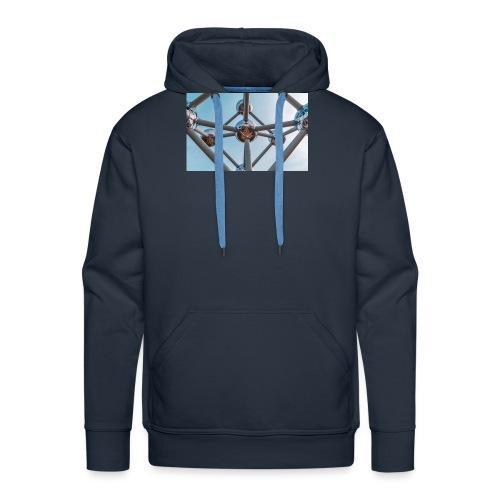 Atomium - Männer Premium Hoodie