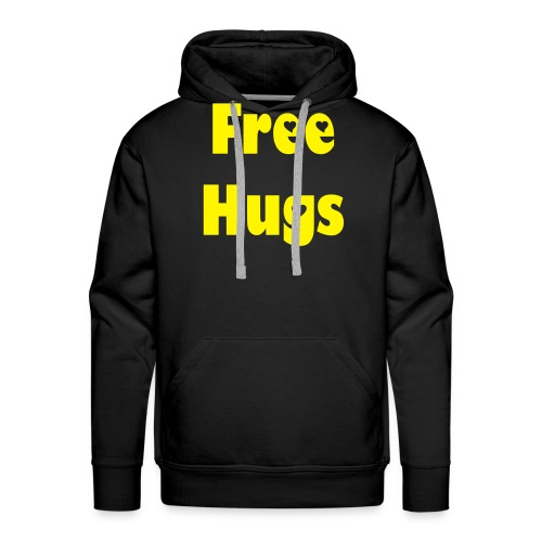 Free Hugs - Männer Premium Hoodie