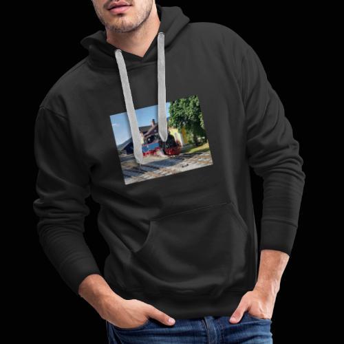 SKGLB Dampflok Nr.22 - Männer Premium Hoodie