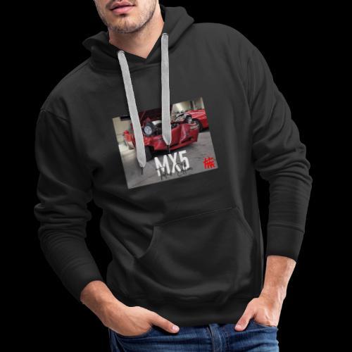 Talus Edition - Sweat-shirt à capuche Premium pour hommes