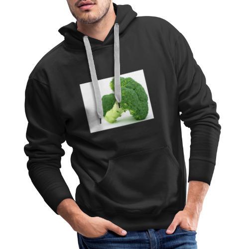 broccoli - Männer Premium Hoodie