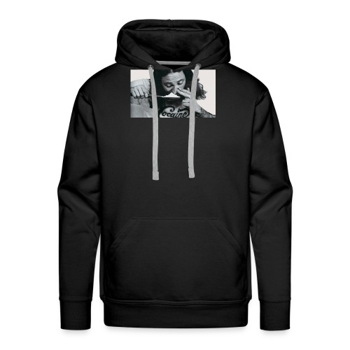 cocaine - Sweat-shirt à capuche Premium pour hommes
