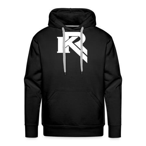 KR - Sudadera con capucha premium para hombre