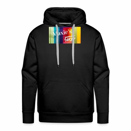 maxie shop - Sudadera con capucha premium para hombre