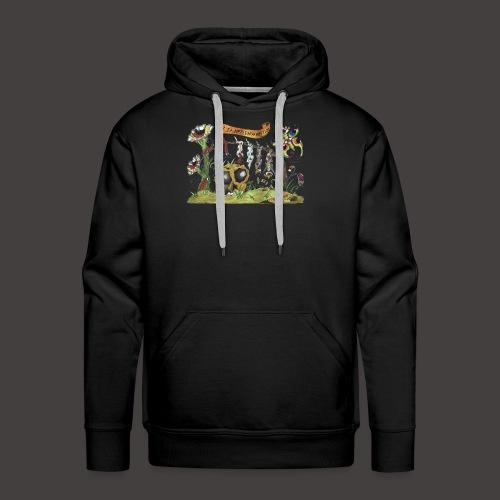 De La Gunille Au Gupillon - Sweat-shirt à capuche Premium pour hommes