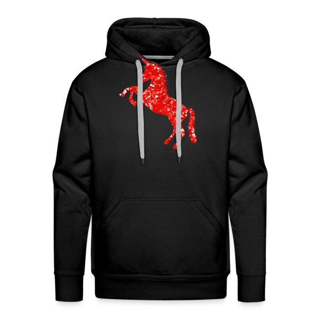 unicorn red