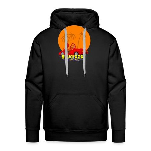 SaclayDrift - Sweat-shirt à capuche Premium pour hommes