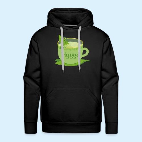 Hygge mit Tee - Männer Premium Hoodie