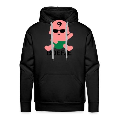 Grappige Rompertjes: Boefje - Mannen Premium hoodie