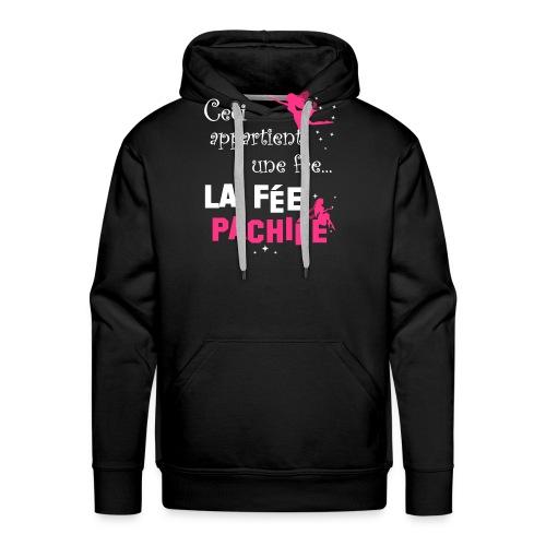 Fée pachiée - Sweat-shirt à capuche Premium pour hommes
