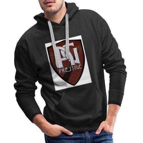 logo Ag prestige - Sweat-shirt à capuche Premium pour hommes