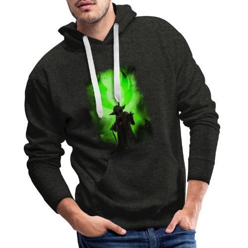 yoda - Sweat-shirt à capuche Premium pour hommes