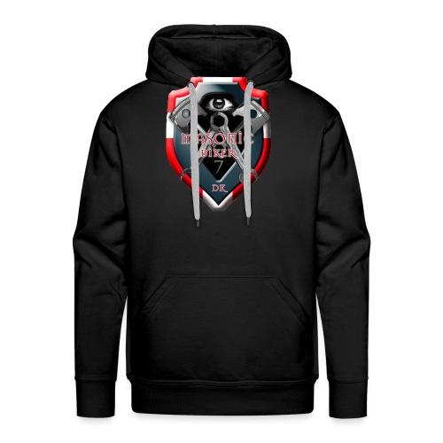 MBDK - Herre Premium hættetrøje
